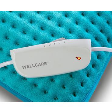 Gối sưởi ấm Wellcare WE-167CSHD, 35 x 46 Cm