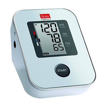 Máy đo huyết áp điện tử bắp tay Boso Medicus X