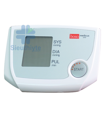 Máy đo huyết áp điện tử bắp tay Boso Medicus Uno
