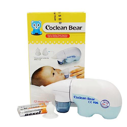 Máy hút mũi Co-Clean Duck và Co-Clean Bear