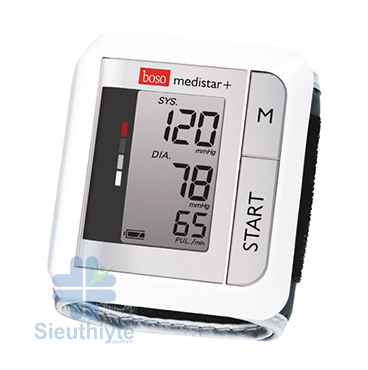 Combo Máy đo đường huyết Sapphire Plus - Máy đo huyết áp Medistar+