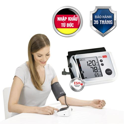 Máy đo huyết áp điện tử bắp tay Boso Medicus Exclusive