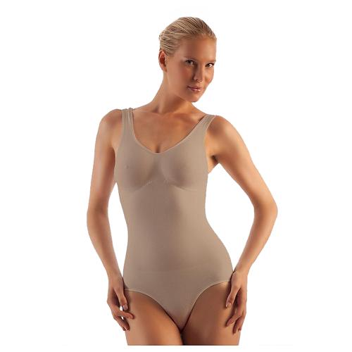 Áo liền quần tạo dáng - Microfiber - Body Art.608