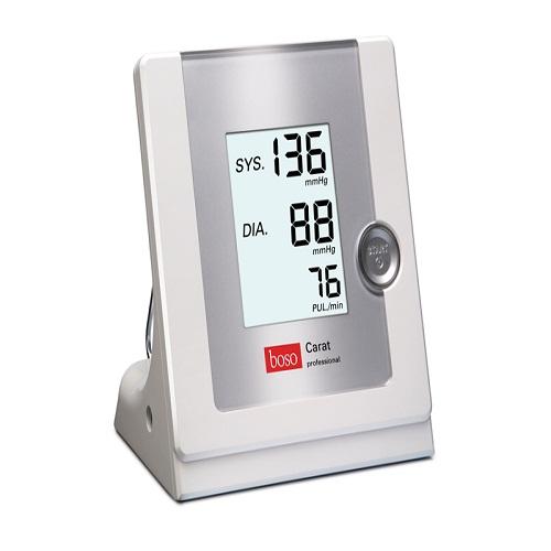 Máy đo huyết áp điện tử bắp tay Boso Carat Professional