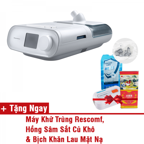 Máy trợ thở Philips DreamStation Auto CPAP