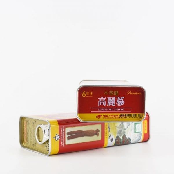 Hồng sâm củ khô cao cấp Daedong 37.5gr
