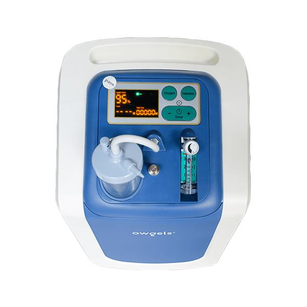 Máy tạo oxy Owgels ZY-603 - Có xông mũi họng
