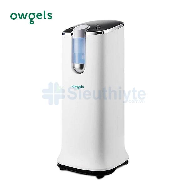 Máy tạo oxy 3 lít Owgels OZ-3-08GWO - Có xông khí dung