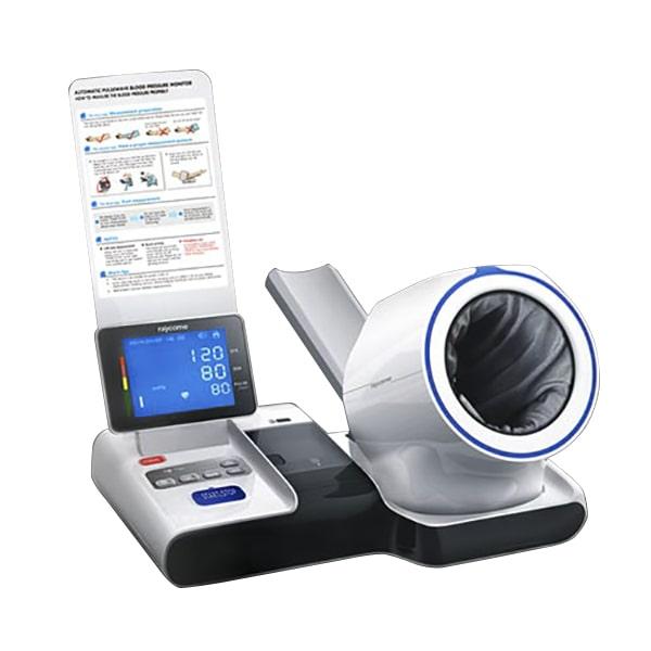 Máy đo huyết áp sóng xung tự động để bàn RBP-9000 (Công nghệ Pulse Wave)