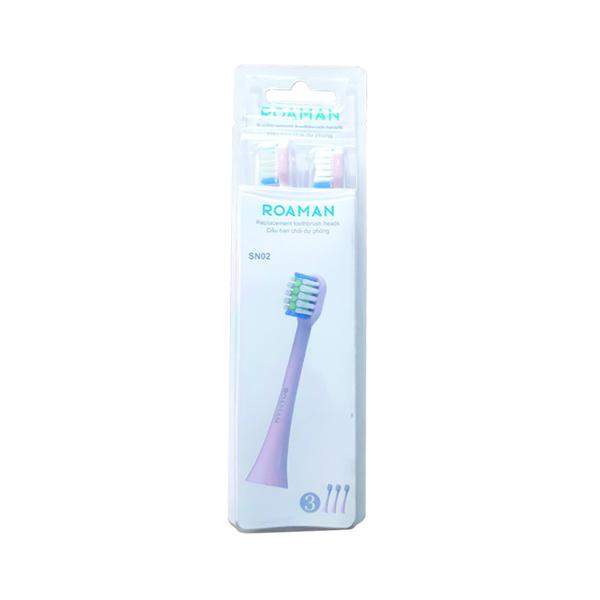 Đầu bàn chải đánh răng điện ROAMAN RM T20 (Mã: SN02)