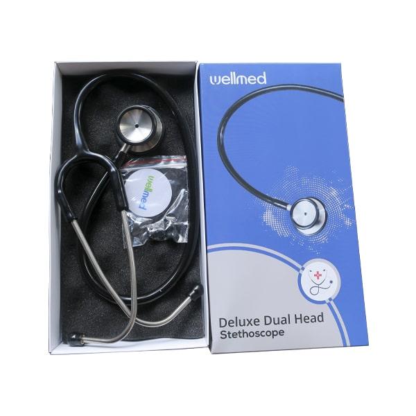 Ống nghe y tế 2 mặt Wellmed HS-30J