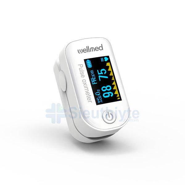 Máy đo nồng độ oxy trong máu SPO2 Wellmed FS20F