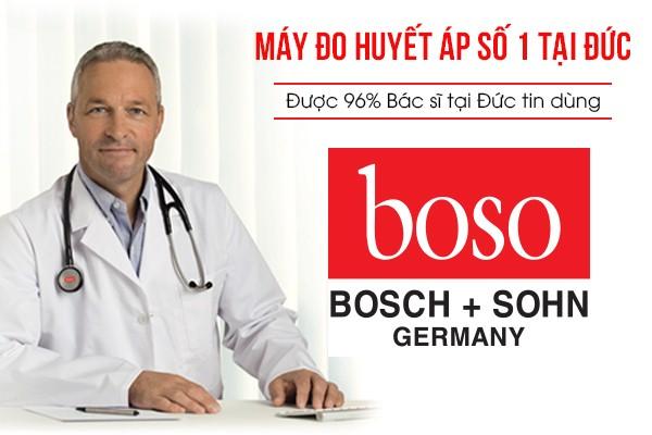 Thiết bị y tế của Đức chất lượng hàng đầu đo huyết áp