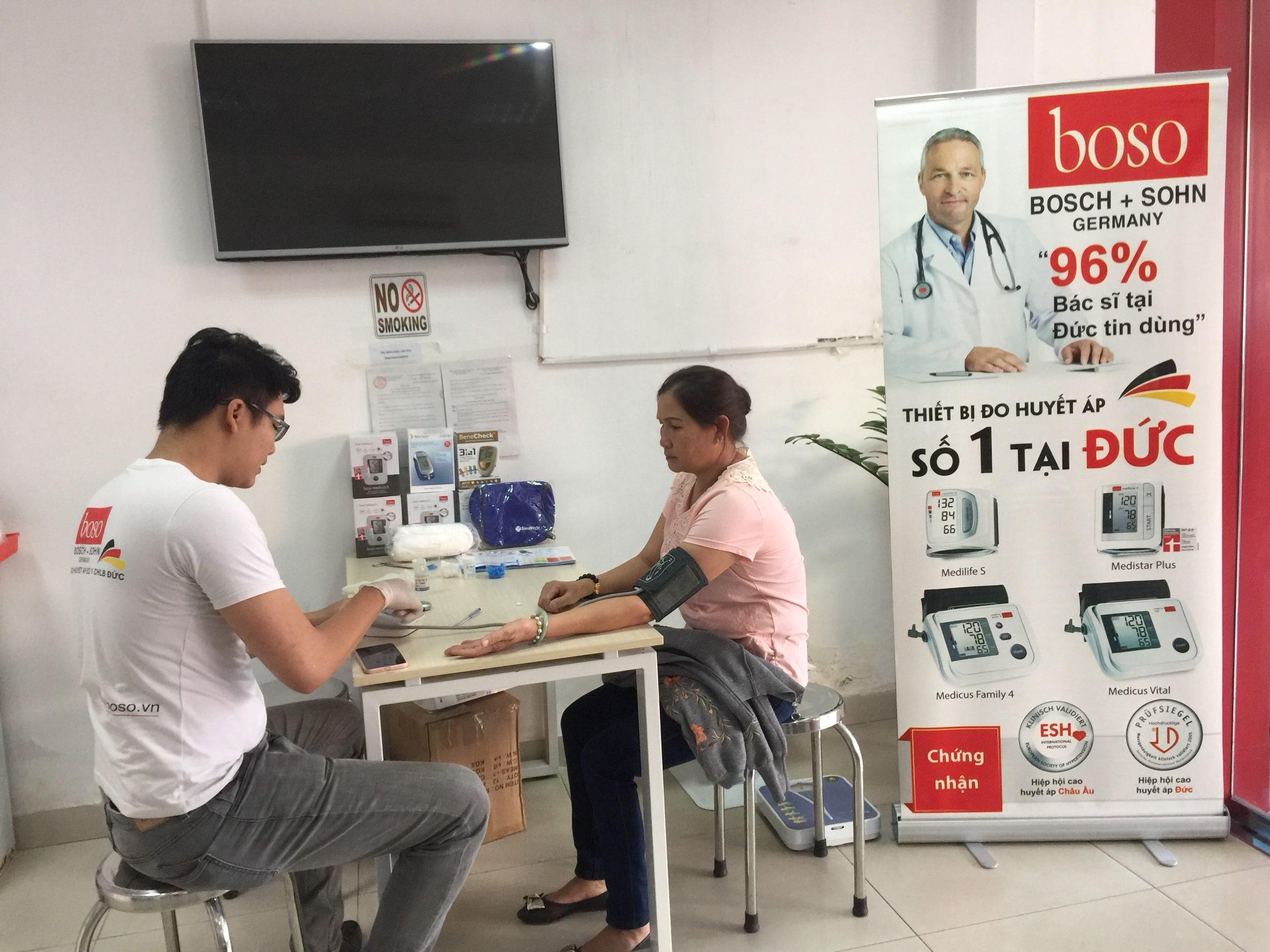 Chương trình chăm sóc sức khỏe cộng đồng tại Phòng khám Đa khoa Nhân Việt