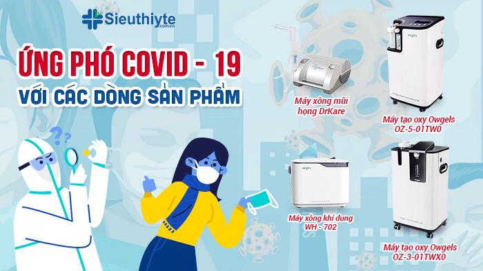 Phòng chống Virus COVID-19