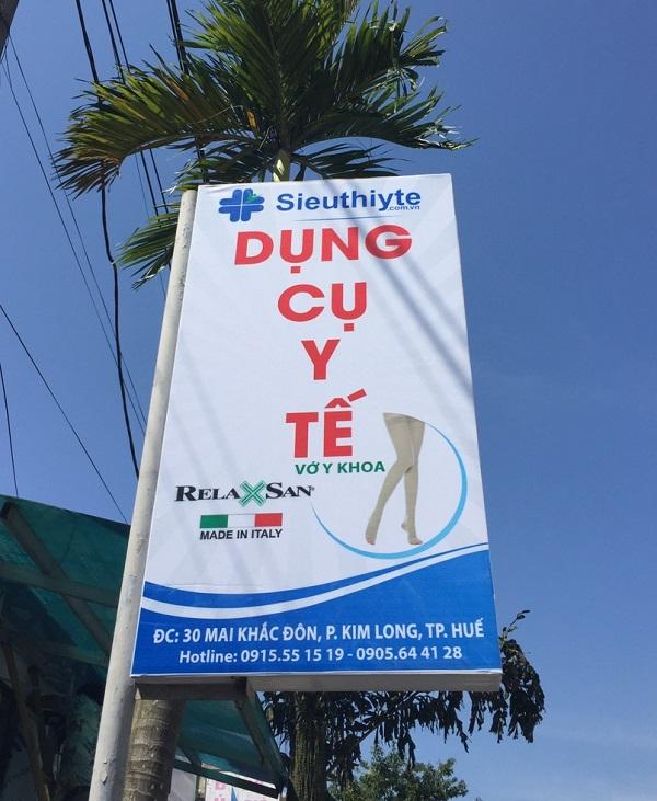 Siêu Thị Y Tế mở chi nhánh tại thành phố Huế và Hà Nội