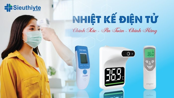 Banner nhiệt kế